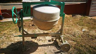 hormigonera sientes 190 litros poco uso