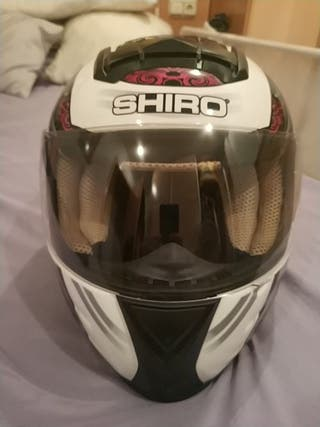 casco shiro talla s