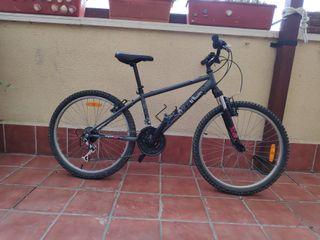 bicicleta de montaña 24``