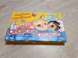 Operación. Juego de mesa niños +6 años