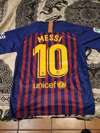 Camiseta FC Barcelona 2018/19 MESSI