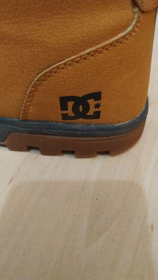 Botas DC Shoes forradas.