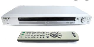 Reproductor CD/DVD SONY