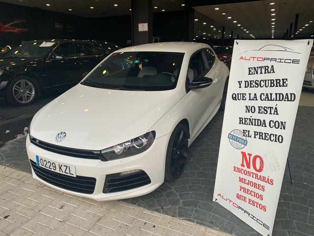 Volkswagen Scirocco 2012