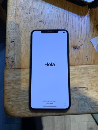 IPhone XS MAX impoluto