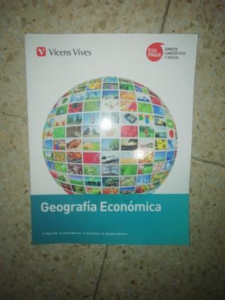geografia económica
