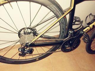 bici carretera BMC Teammachine slr 01 disc 2019 xs