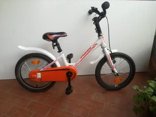 Bicicleta KTM KG (Kids Geo), ruedas de 16 x 1,75