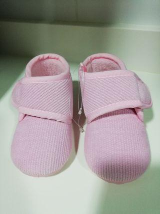 Zapatillas de casa nuevas. talla 24