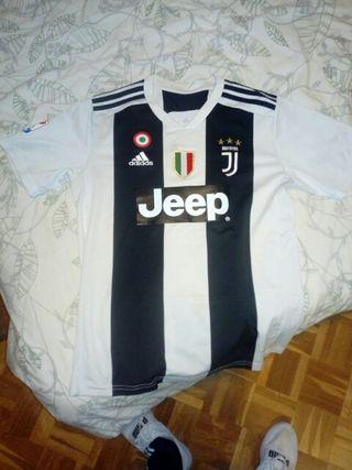 Camiseta Adidas Juventus Ronaldo