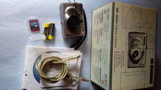 Camara digital NYTECH ND-4020 (Marca del LIDL)