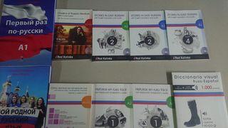 Libros para aprender RUSO