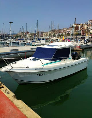 Barco Jeanneau Merry Fisher 610