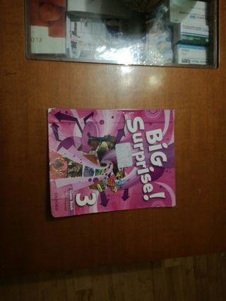 libro de inglés de 3 de primaria
