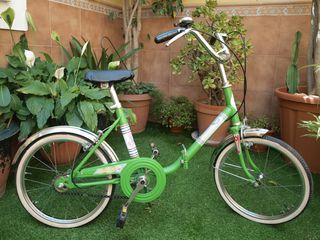 Bicicleta infantil clásica