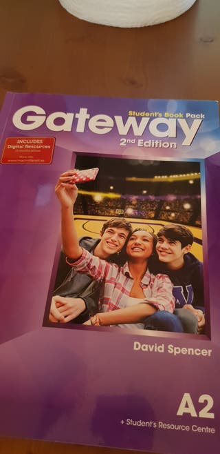 Libro de inglés GATEWAY A2 2nd Edition