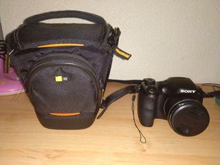 Cámara de fotos Sony DSC-H300