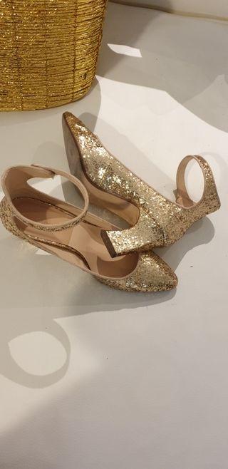 Zapatos num.38 Zara