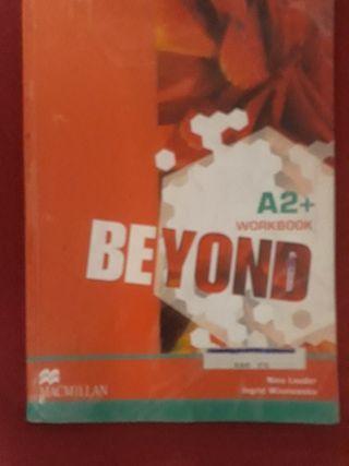 "Libro Inglés ""Beyond A2 Workbook"""