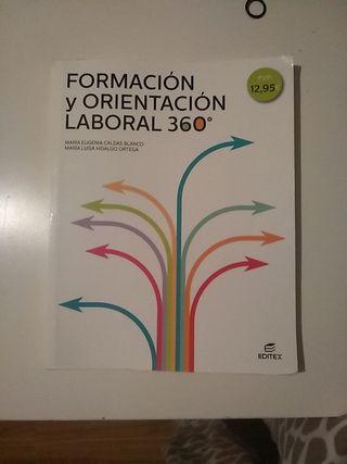 Libro de Formación y orientación laboral 360° FOL