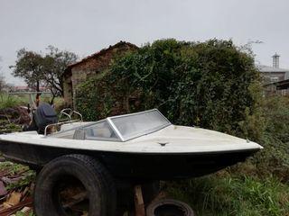 Fueraborda 50 cv + barca glastron