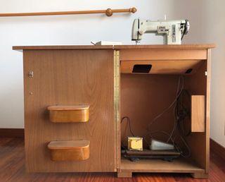 Máquina de coser Wertheim automática