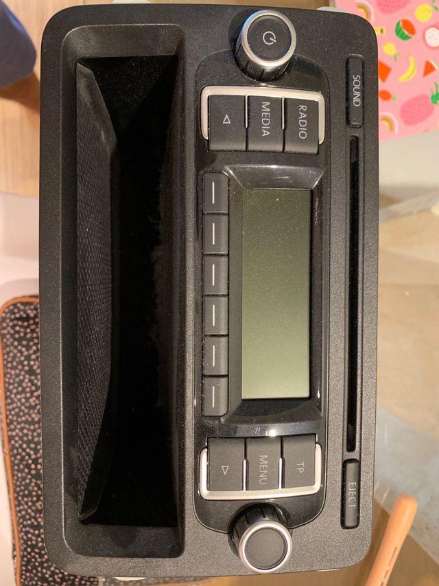 Ràdio volkwagen CQ-jv1877ae