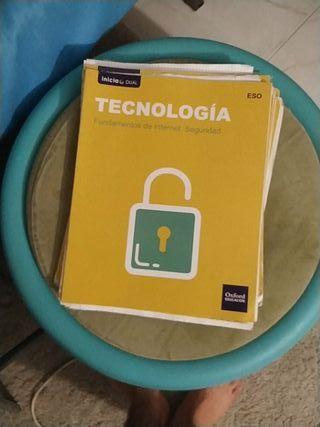 Libro tecnología ESO Oxford educación