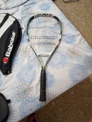 raqueta fronton