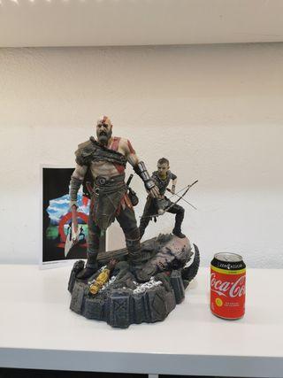 Kratos y atreus sideshow