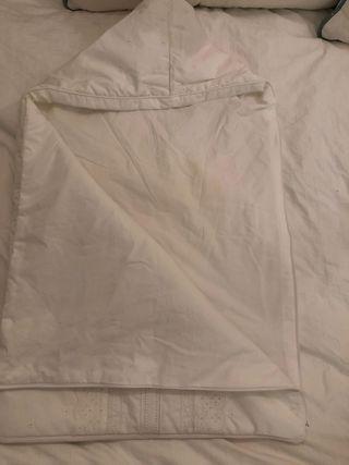 Saco blanco mini cuna zara home
