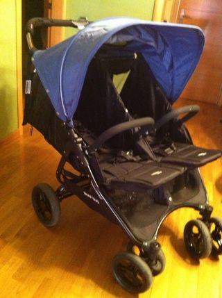 Carro gemelar valco baby