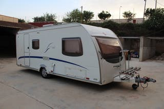 Caravana Burstner Belcanto 500tk