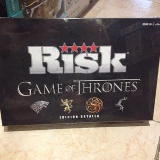 Juego de mesa Risk Ed Game of trone