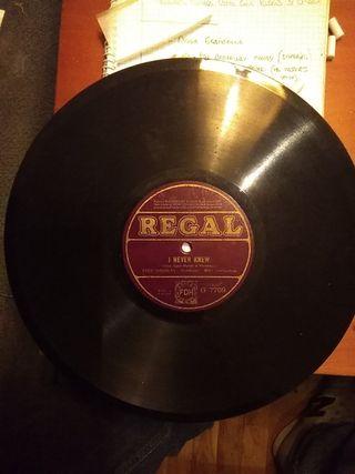 discos de gramofono