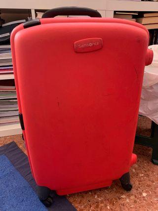 maleta Samsonite pequeña