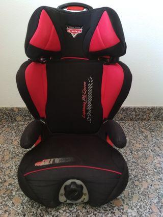 silla del coche grupo 2-3