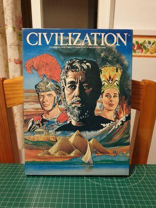 Juego de estrategia Civilization de Avalon Hill