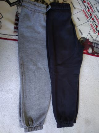 2 pantalones T-6