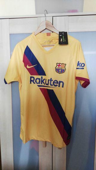 camiseta 2a equipación fc barcelona 2019 2020