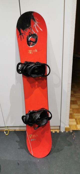 tabla snowboard wed'ze de 150 cm
