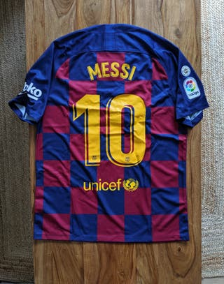 camiseta oficial Barça 2019/20