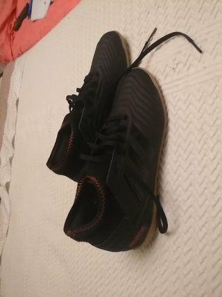 Botas Adidas de fútbol sala