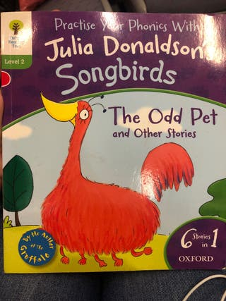 The odd pet and other stories