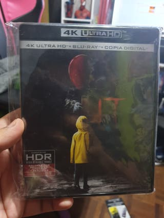 IT (ESO) Blu-ray 4k