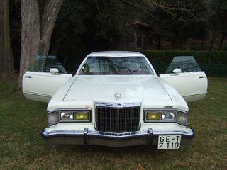Ford Mercury Cougar xr7 1980