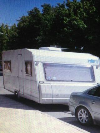 caravana Roller modelo Sevilla