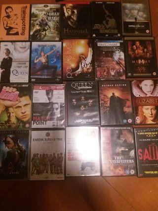 colección cine en español y v.o
