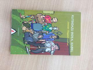 Set de libros literatura vasca