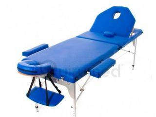 camilla de masajes plegable